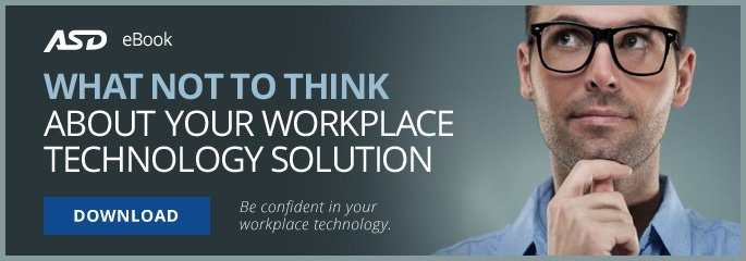 What Not To Think About Your Workplace Technology Solution eBook